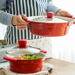 Stainless Steel Casserole & Hot Pot