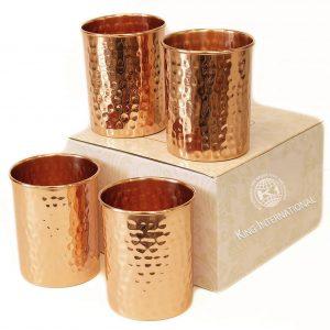 Copper Tumbler Glasses