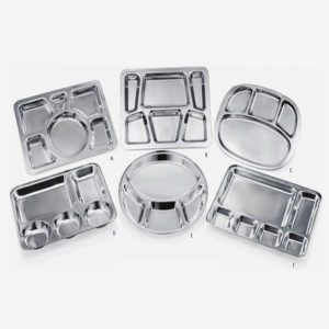 Compartment Plate