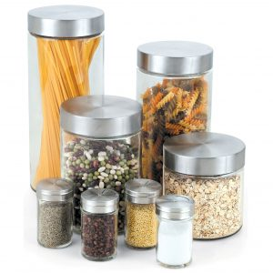 Kitchen jars/ Storage Box