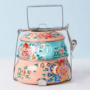 Color And Printed Tiffin Box / Lunch Box